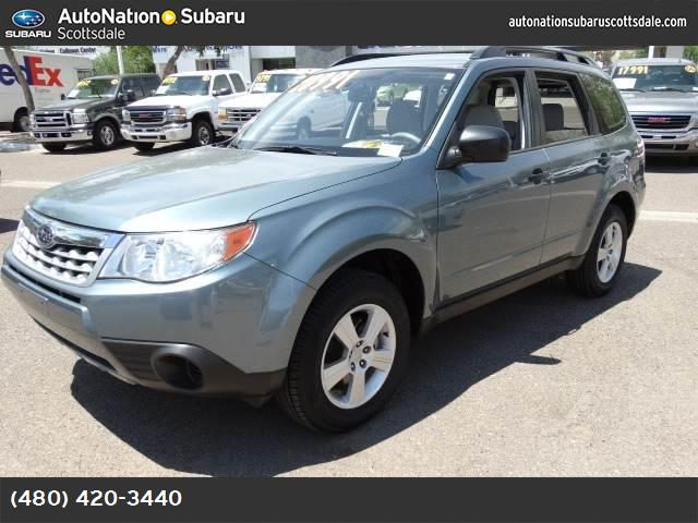 2012 Subaru Forester 25X hd raised suspension hill start assist control traction control vchl d