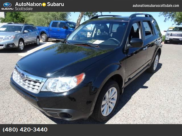 2012 Subaru Forester 25X Premium hd raised suspension hill start assist control traction control