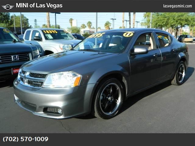 2011 Dodge Avenger Lux cold weather pkg touring suspension traction control stability control a