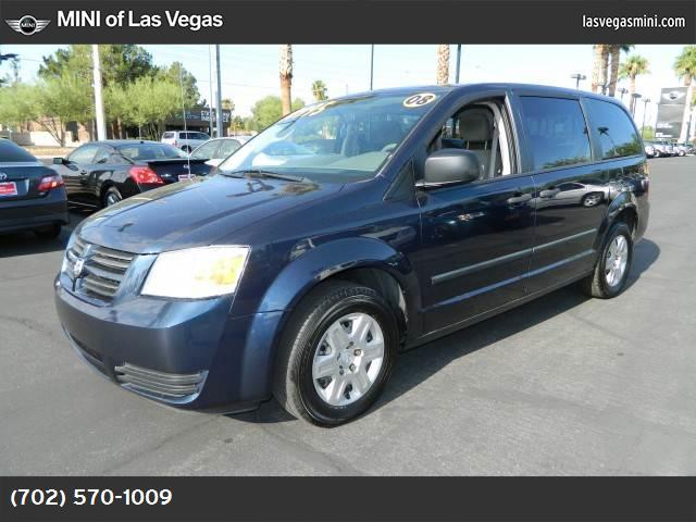 2008 Dodge Grand Caravan SE stability control abs 4-wheel air conditioning power windows powe
