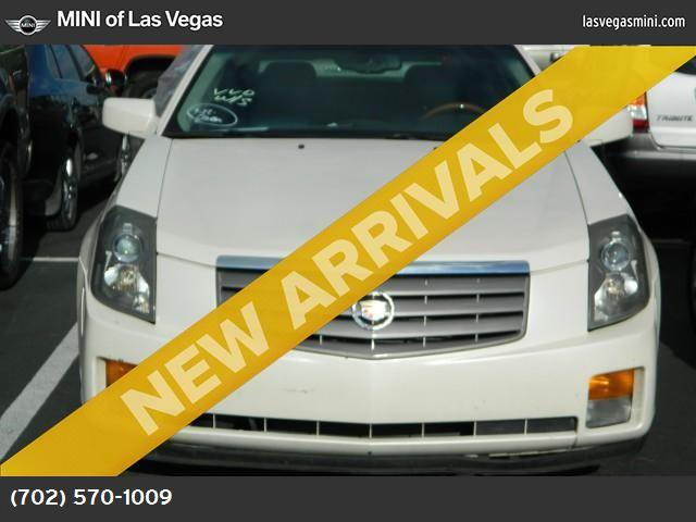 2004 Cadillac CTS  traction control abs 4-wheel air conditioning power windows power door loc