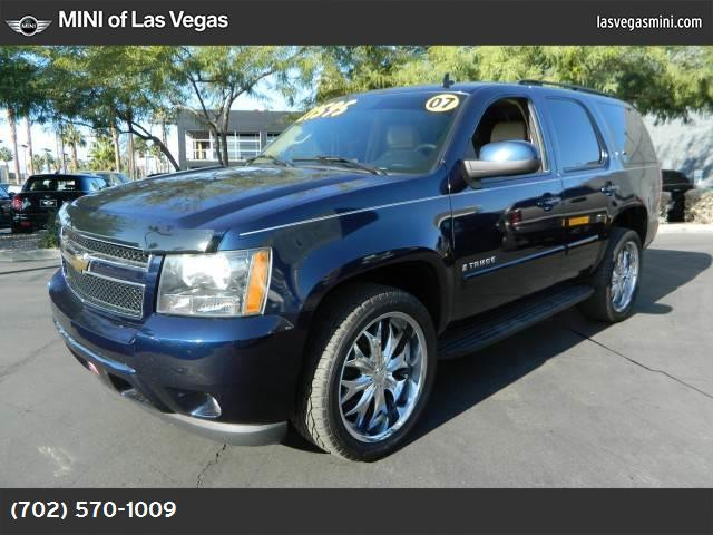 2007 Chevrolet Tahoe LT stabilitrak abs 4-wheel keyless entry air conditioning air cond rear