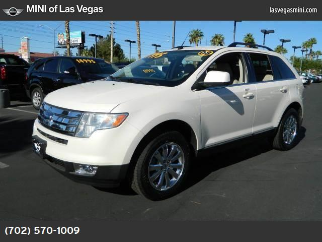 2008 Ford Edge Limited traction control stability control abs 4-wheel keyless entry air condi