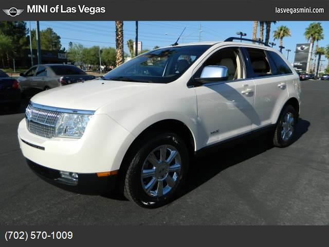 2007 Lincoln MKX  stability control abs 4-wheel air conditioning power windows power door loc