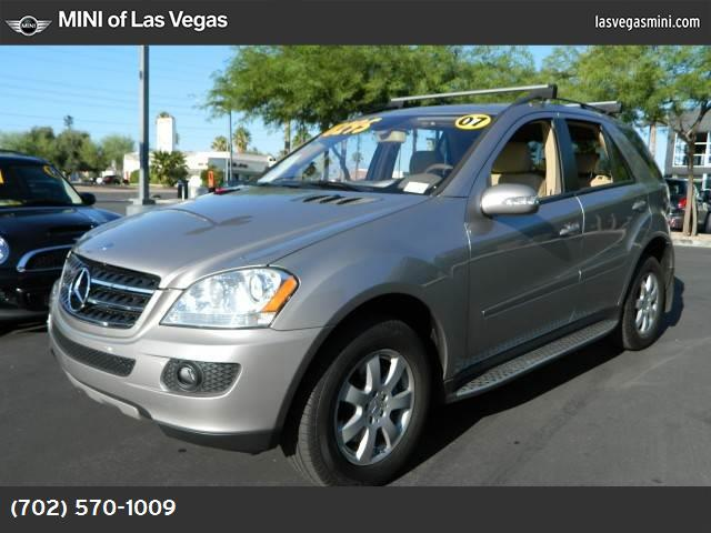 2007 Mercedes M-Class 30L hill ascent control hill descent control traction control stability c