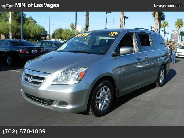 2006 Honda Odyssey EX-L traction control abs 4-wheel air conditioning air cond rear power win