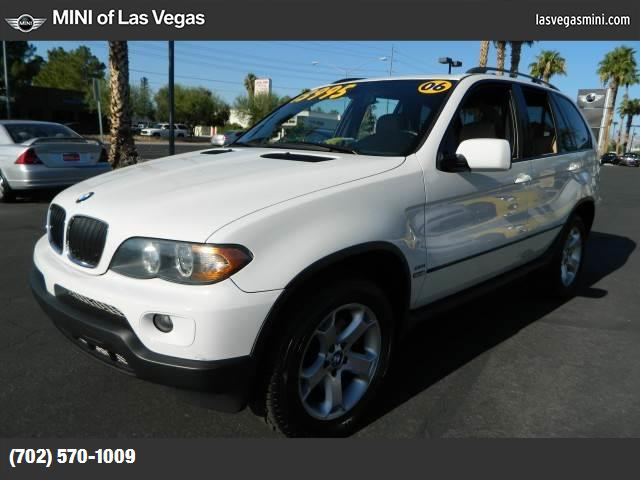 2006 BMW X5 30i hill descent control traction control stability control abs 4-wheel air cond