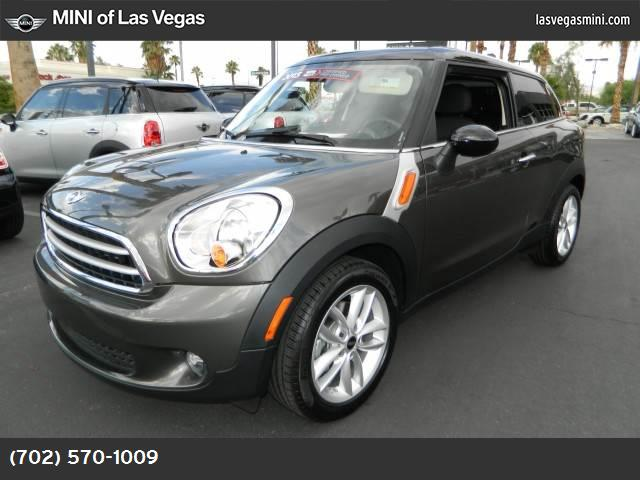2013 MINI Cooper Paceman  premium pkg 1 hill start assist control dynamic stability control abs