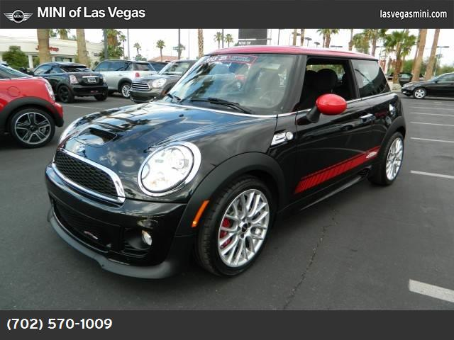 2013 MINI Cooper Hardtop John Cooper Works hill start assist control dynamic traction control dyn