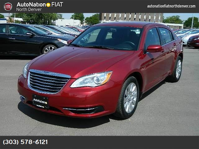 2014 Chrysler 200 LX traction control stability control abs 4-wheel keyless entry air conditi