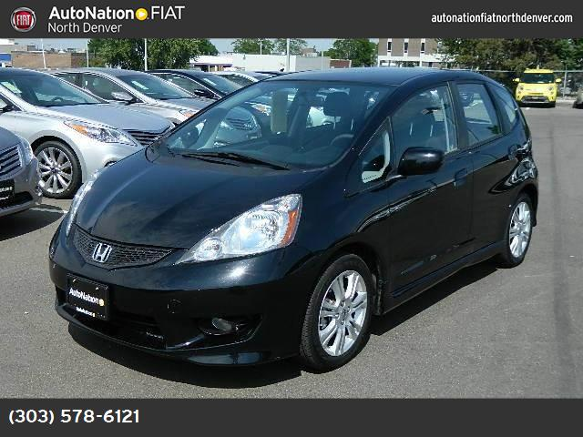 2011 Honda Fit Sport traction control stability control abs 4-wheel keyless entry air conditi