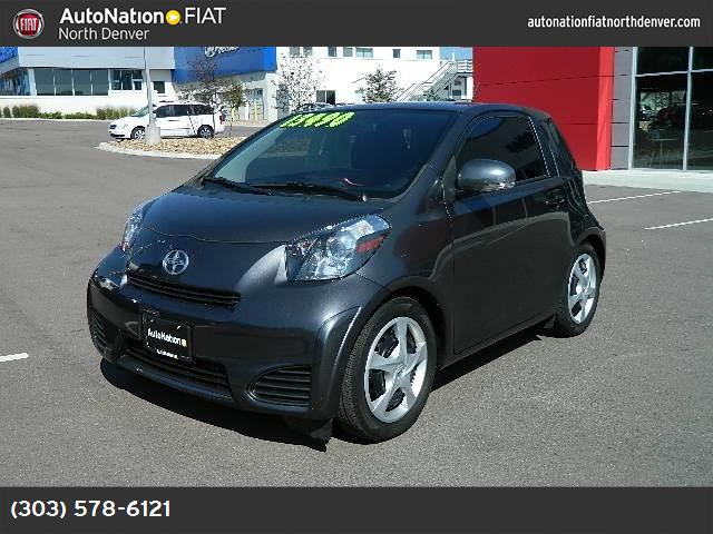 2013 Scion iQ  traction control stability control abs 4-wheel keyless entry air conditioning