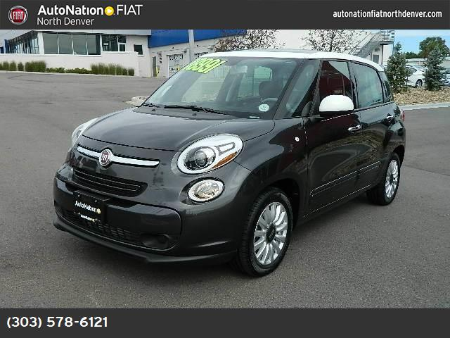 2014 FIAT 500L Easy hill start assist control traction control electronic stability control abs