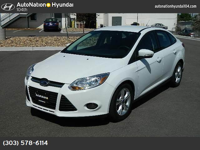 2013 Ford Focus SE traction control advancetrac abs 4-wheel keyless entry air conditioning p