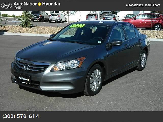 2012 Honda Accord Sdn LX 30616 miles VIN 1HGCP2F3XCA197944 Stock  1114894560 16000