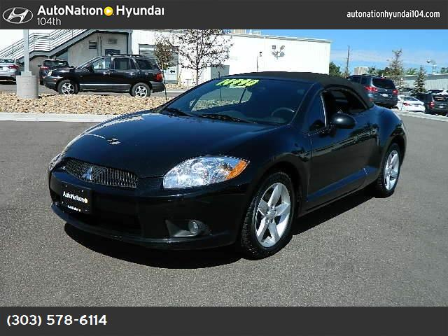 2009 Mitsubishi Eclipse GS abs 4-wheel air conditioning power windows power door locks cruise