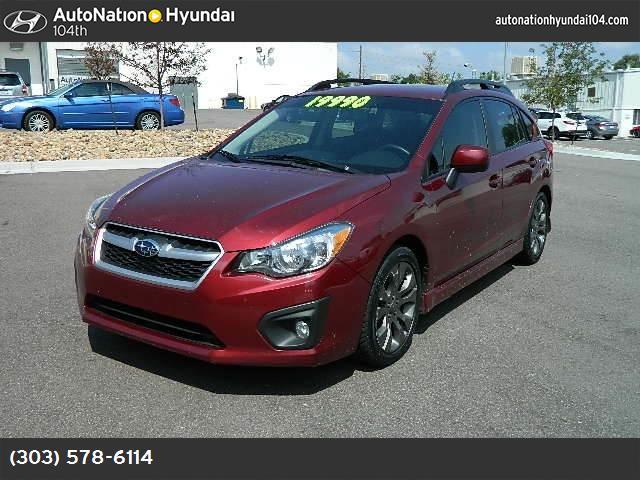 2012 Subaru Impreza Wagon 20i Sport Premium 36246 miles VIN JF1GPAL60CH216491 Stock  1124668