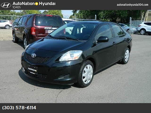 2012 Toyota Yaris  traction control stability control abs 4-wheel air conditioning power door