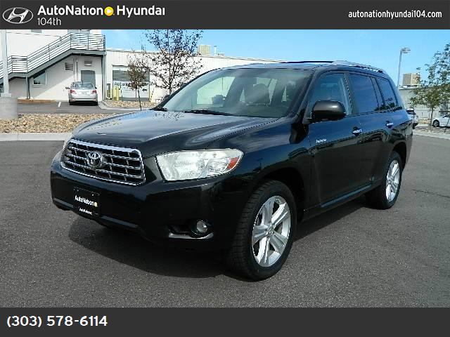 2008 Toyota Highlander Limited 125264 miles VIN JTEES42A982045141 Stock  1132915410 20491