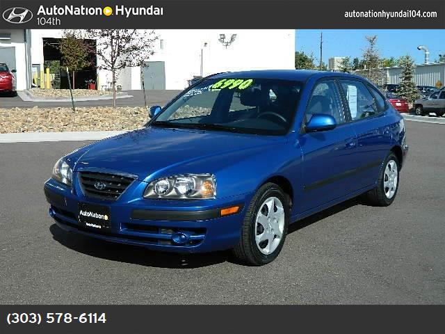 2005 Hyundai Elantra GLS air conditioning power windows power door locks power steering tilt wh
