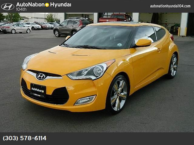 2012 Hyundai Veloster wBlack Int traction control stability control abs 4-wheel air condition