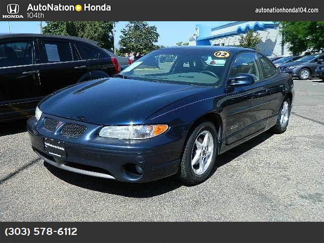 2002 Pontiac Grand Prix GTP traction control abs 4-wheel air conditioning power windows power