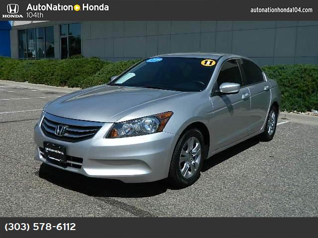 2011 Honda Accord Sdn LX-P traction control stability control abs 4-wheel keyless entry air c