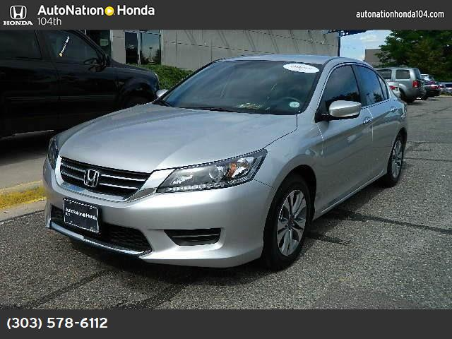2013 Honda Accord Sdn LX traction control stability control abs 4-wheel keyless entry air con