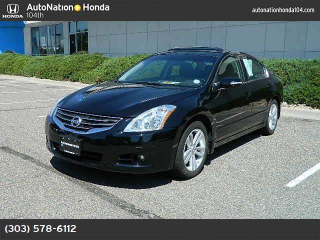 2012 Nissan Altima 35 SR traction control vchl dynamic control abs 4-wheel keyless entry key