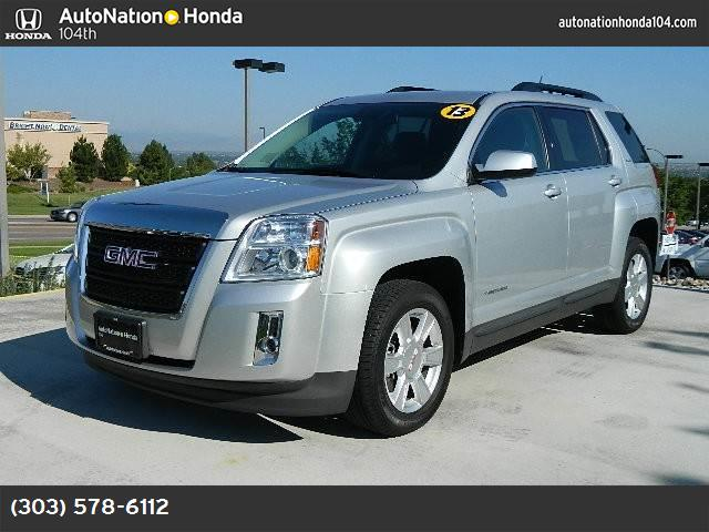 2013 GMC Terrain SLE traction control stabilitrak abs 4-wheel air conditioning power windows