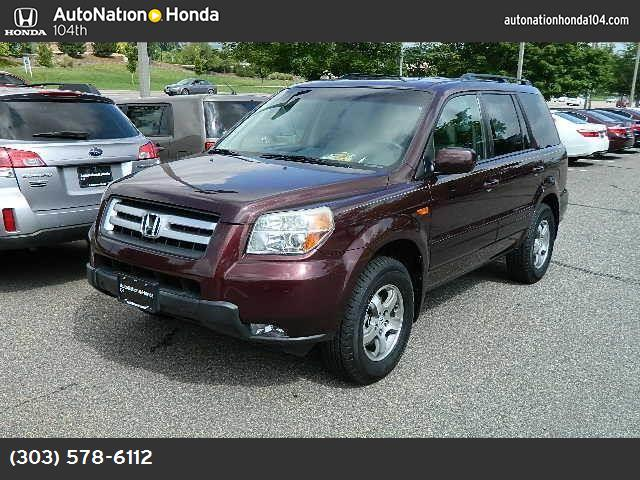 2008 Honda Pilot SE traction control stability control abs 4-wheel air conditioning air cond