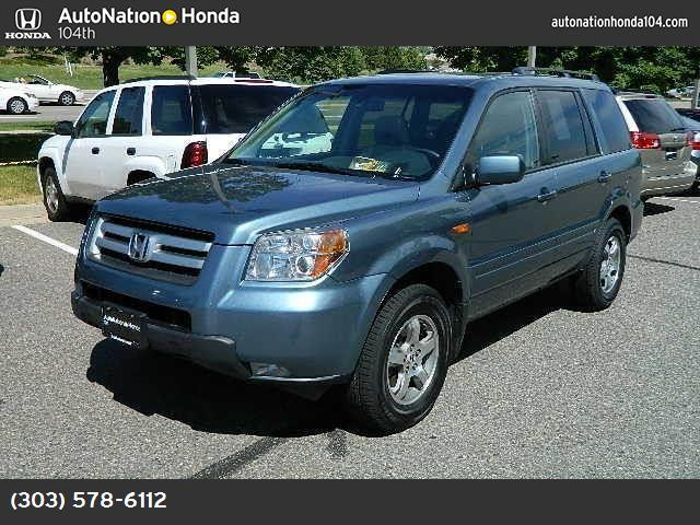 2008 Honda Pilot EX-L traction control stability control abs 4-wheel air conditioning air con