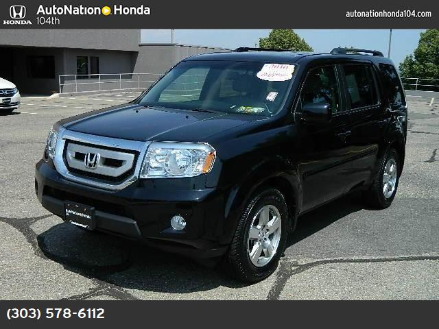 2010 Honda Pilot EX-L hill start assist traction control stability control abs 4-wheel air co