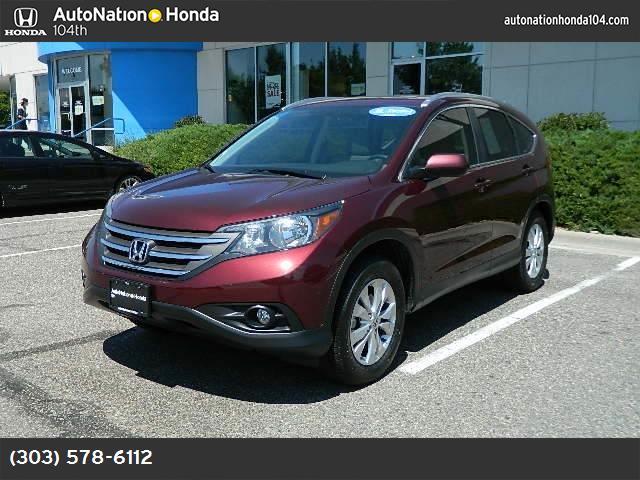 2012 Honda CR-V EX-L 32961 miles VIN 5J6RM4H71CL004916 Stock  1135560325 25491