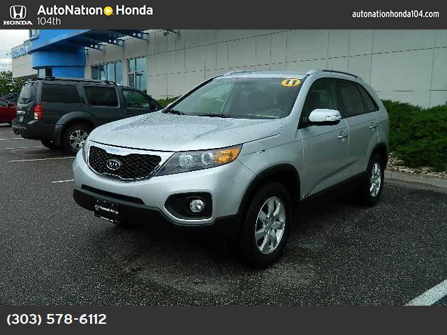 2011 Kia Sorento LX downhill assist control hill start assist traction control stability control