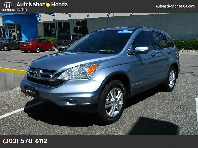 2011 Honda CR-V EX-L traction control stability control abs 4-wheel air conditioning power wi