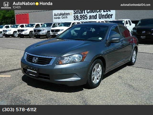 2008 Honda Accord Sdn LX-P traction control stability control abs 4-wheel air conditioning po