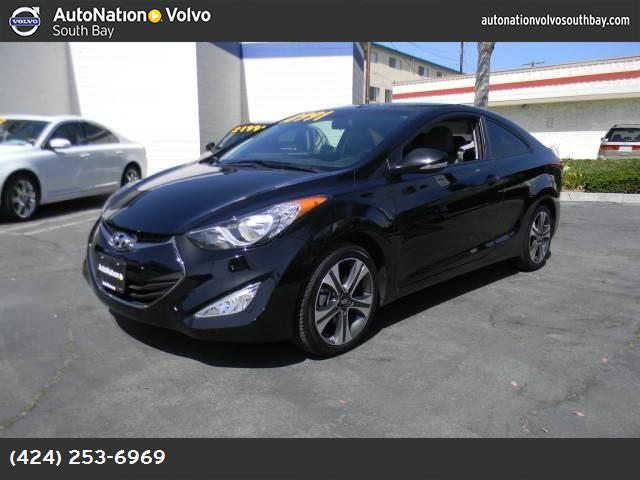 2013 Hyundai Elantra Coupe SE sport suspension traction control stability control abs 4-wheel