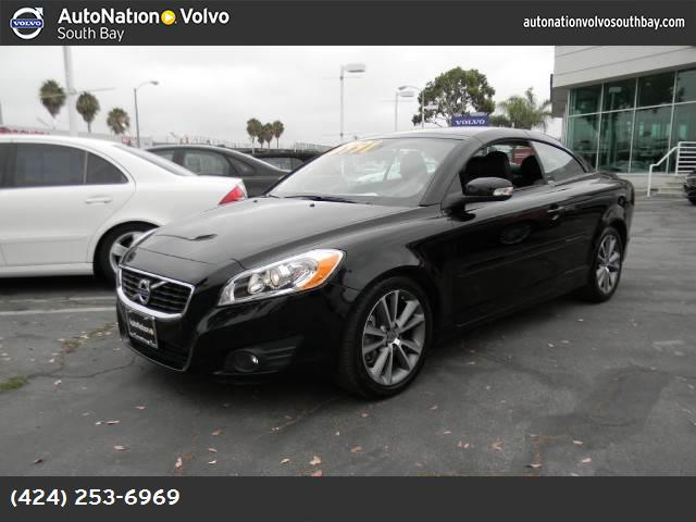 2012 Volvo C70 T5 traction control stability control abs 4-wheel keyless entry air conditioni