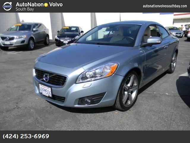 2011 Volvo C70  rollover protection traction control stability control abs 4-wheel keyless en