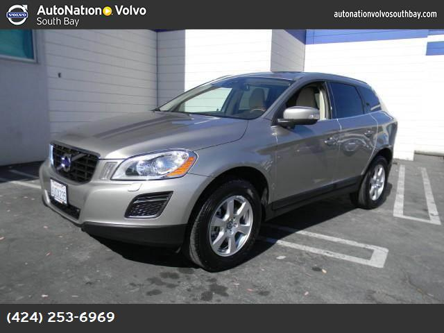 2012 Volvo XC60 32L PZEV traction control stability control abs 4-wheel keyless entry air co