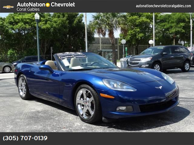 2007 Chevrolet Corvette  traction control abs 4-wheel air conditioning power windows power do