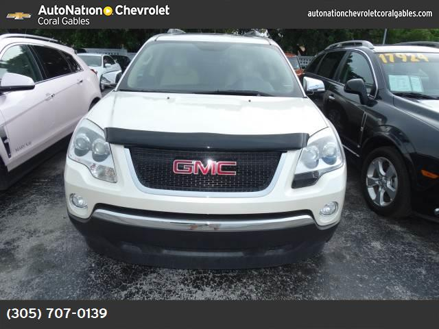 2010 GMC Acadia SLT2 traction control stabilitrak abs 4-wheel keyless entry air conditioning