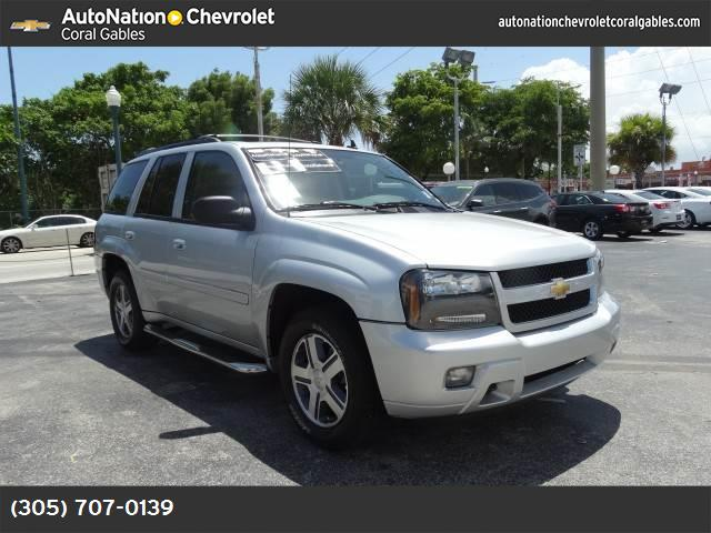 2009 Chevrolet TrailBlazer LT w2LT abs 4-wheel air conditioning air cond rear power windows
