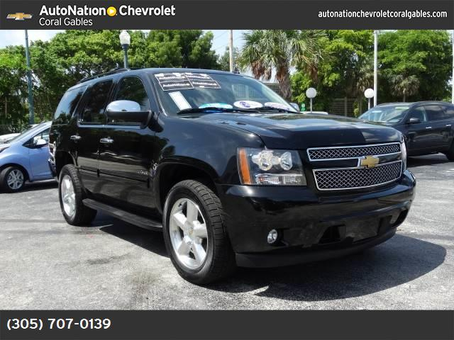 2012 Chevrolet Tahoe LT smooth ride suspension hill start assist control traction control stabil