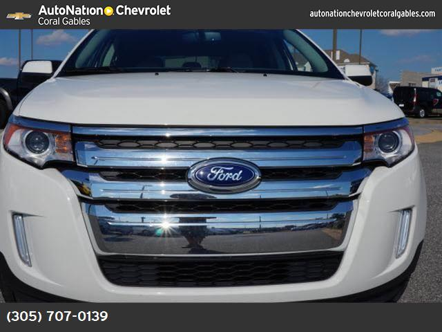 2013 Ford Edge SEL hill start assist control traction control advancetrac abs 4-wheel air con