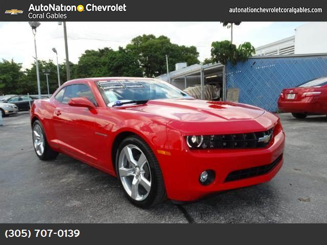 2011 Chevrolet Camaro 2LT sport suspension traction control stabilitrak abs 4-wheel keyless e
