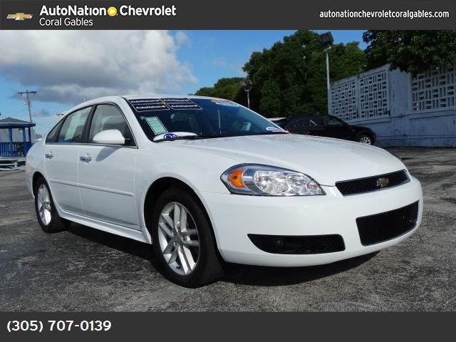 2013 Chevrolet Impala LTZ traction control stabilitrak abs 4-wheel air conditioning power win