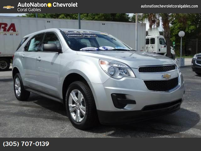 2012 Chevrolet Equinox LS hill start assist traction control stabilitrak abs 4-wheel keyless