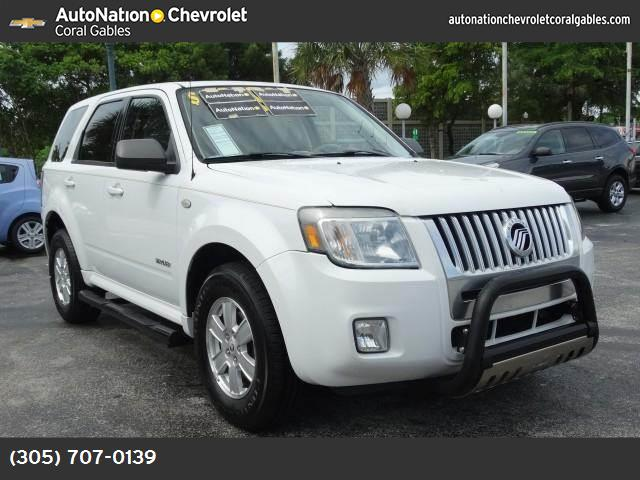2008 Mercury Mariner  abs 4-wheel air conditioning power windows power door locks cruise cont